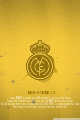 Real Madrid Hd Wallpapers For Iphone Gadget And Pc Wallpaper