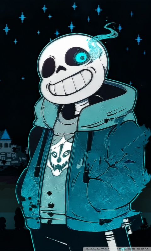 Sans Delta Red Undertale