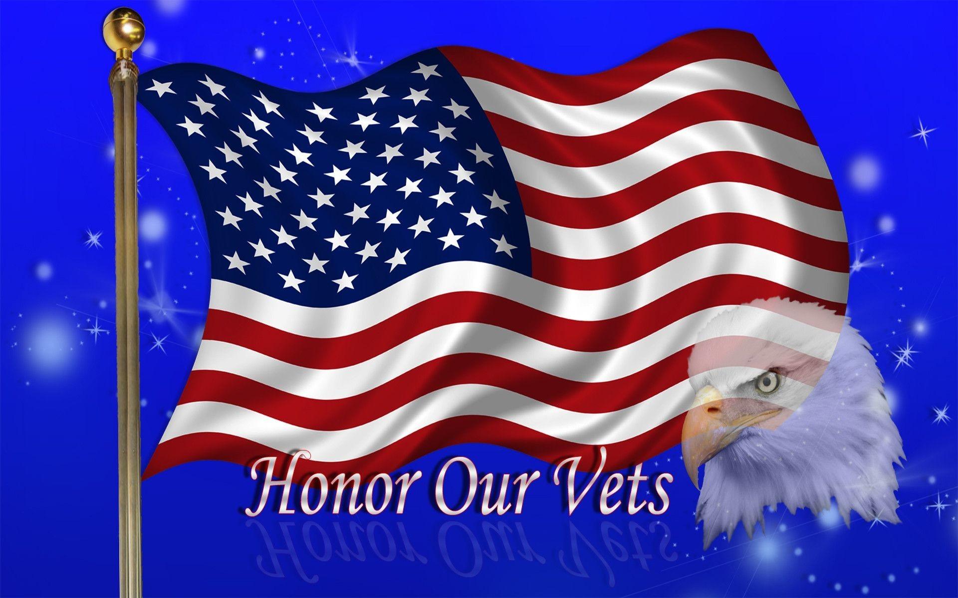 Google Veterans Day Wallpaper
