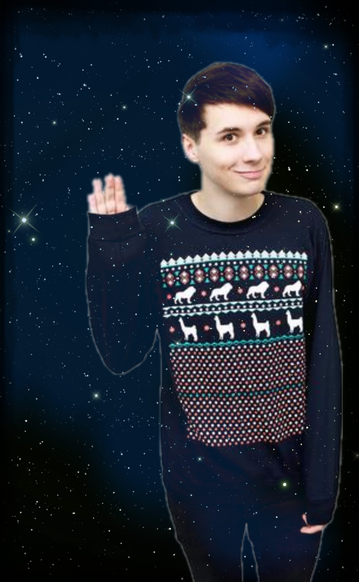And Dan Wallpaper Phil Desktop