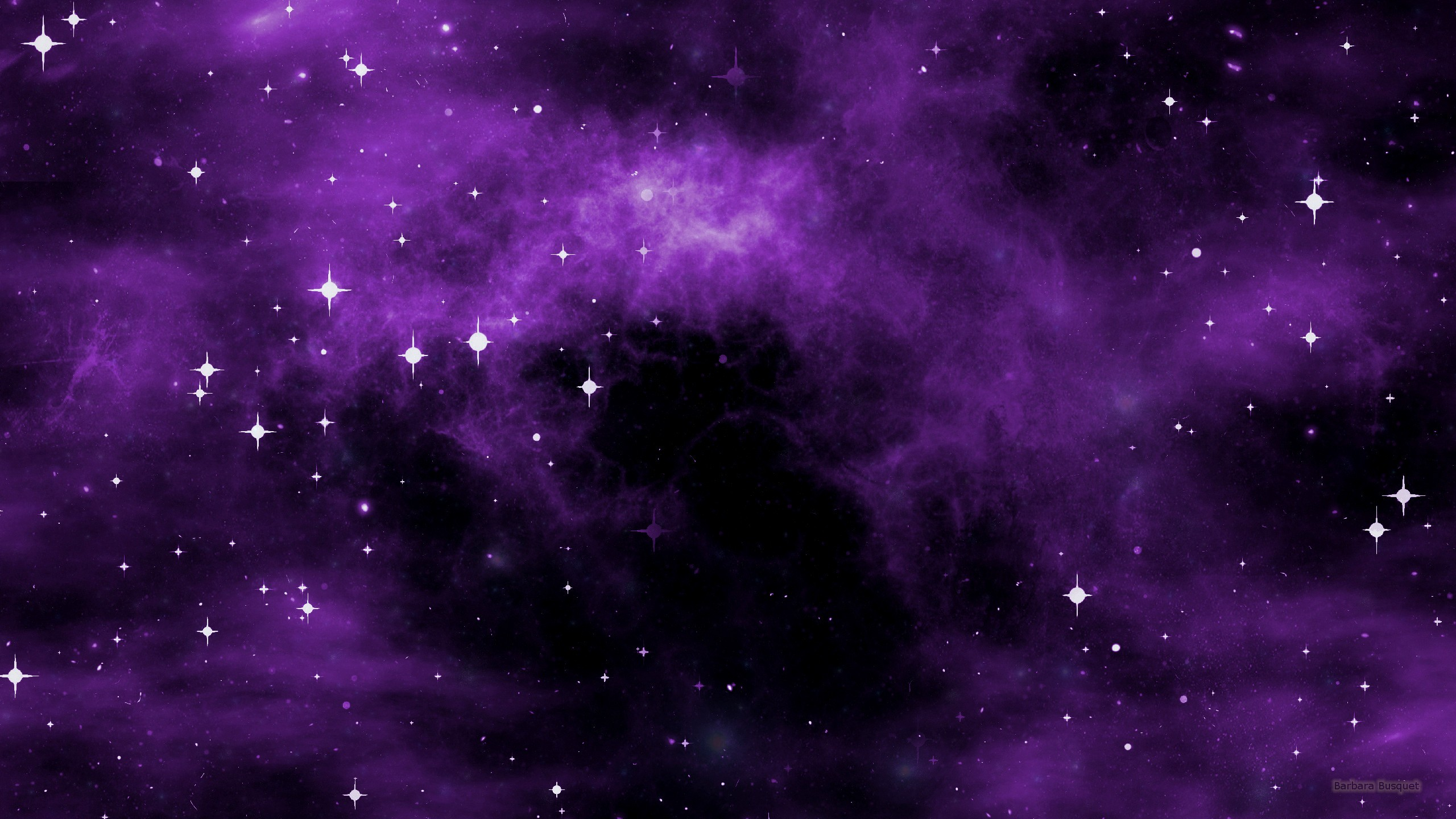 purple galaxy wallpaper - HD 2560×1440