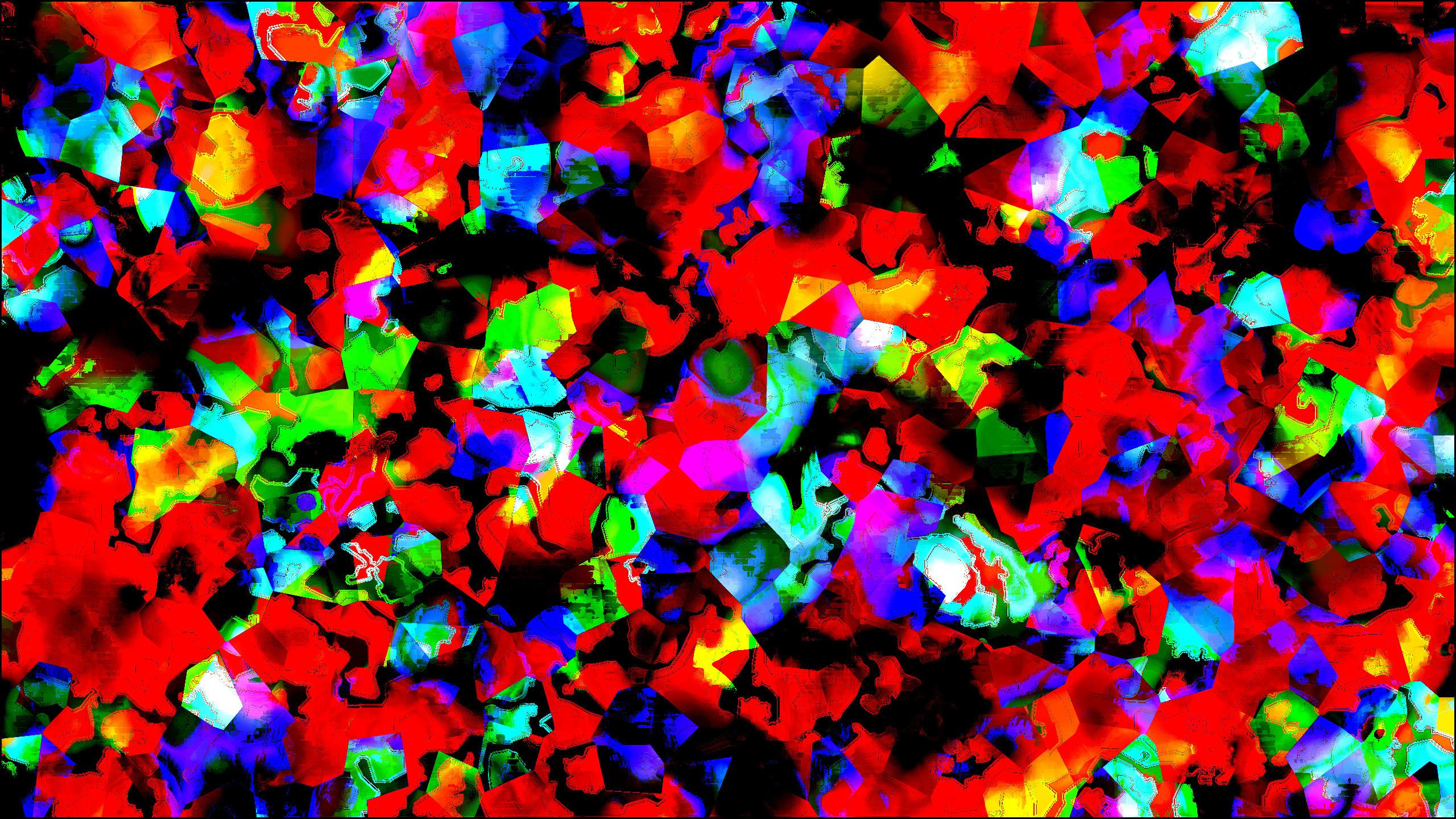 Kaleidoscope Christmas Lights