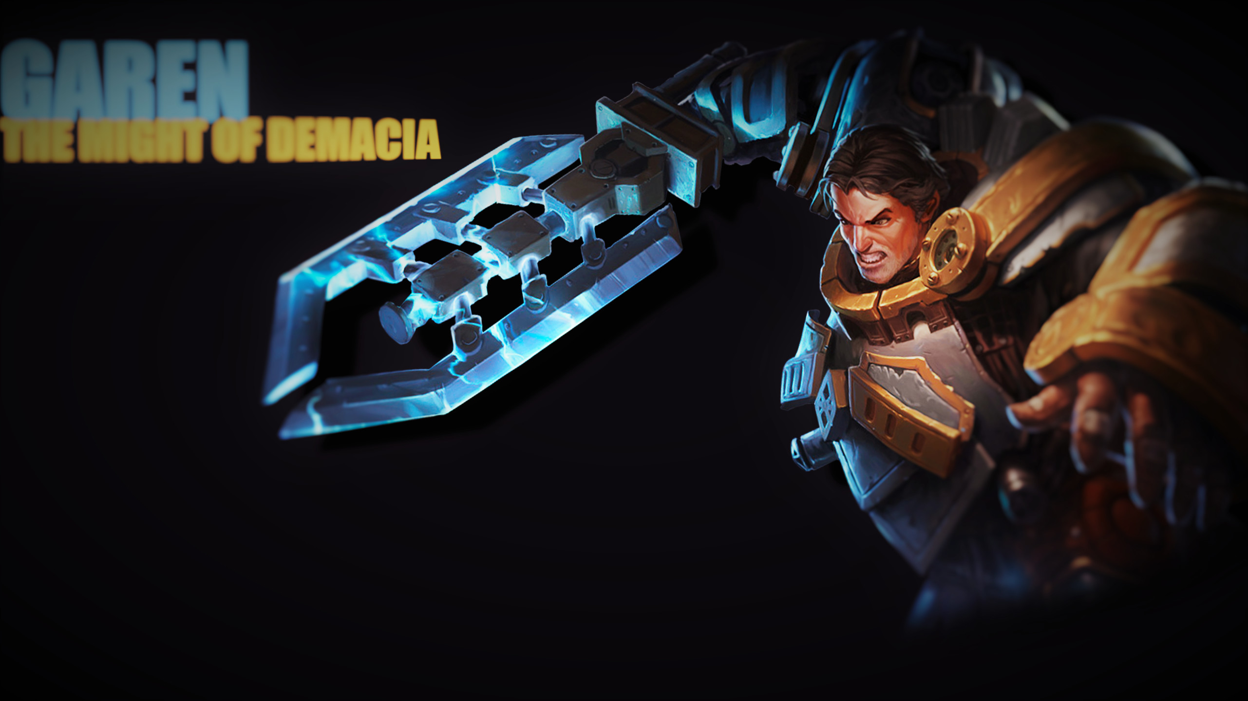 steel legion garen - HD 2562×1440