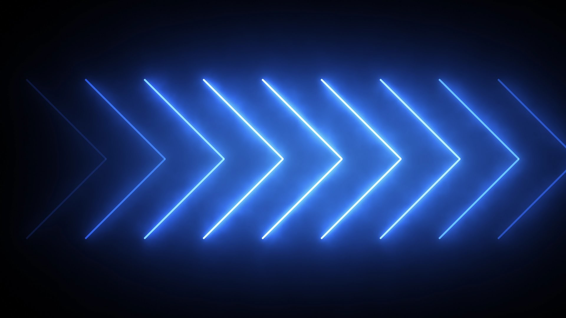 Backgrounds Blue Neon Cool