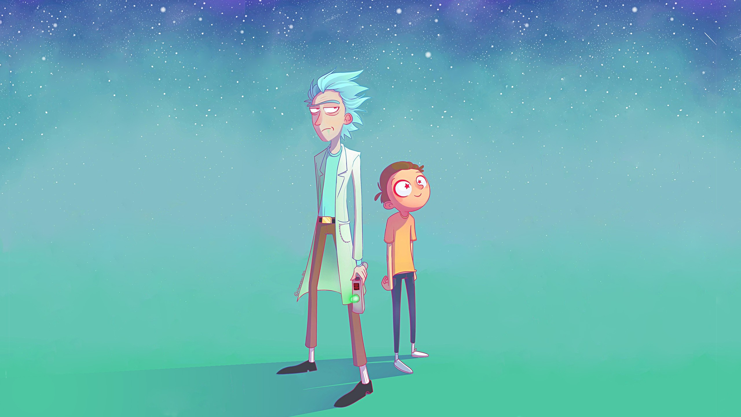 Rick and Morty wallpaper            Download free HD wallpapers of Rick and     Rick and Morty wallpaper