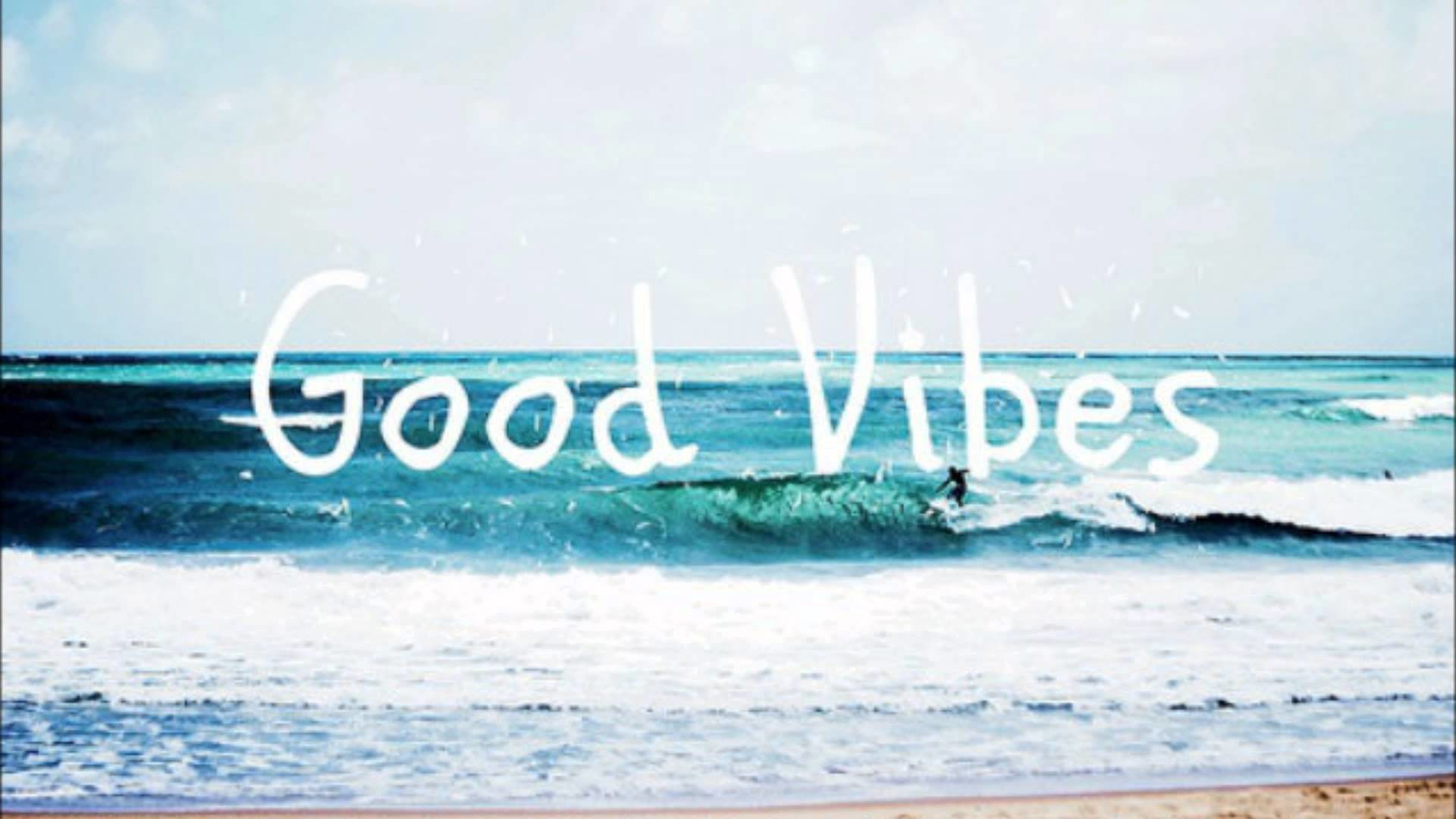 Computer Wallpaper Good Vibes Only