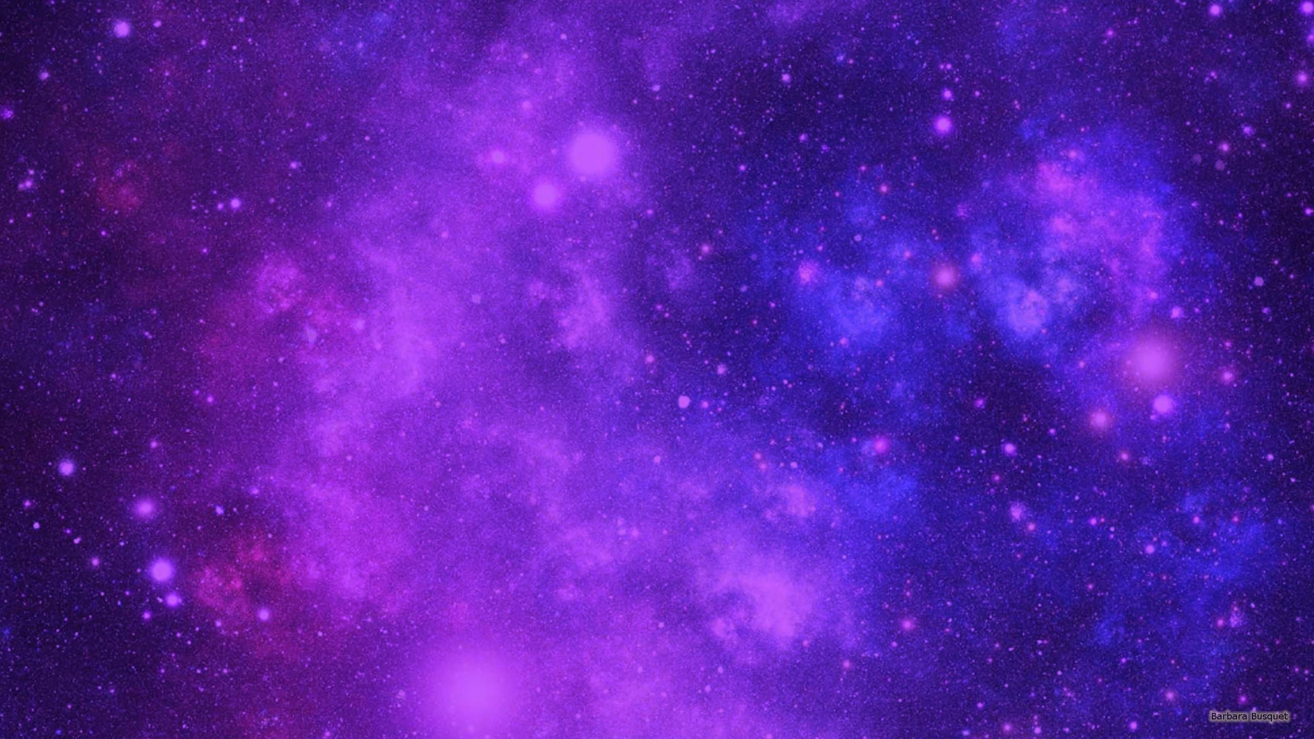 purple galaxy background - HD2560×1440