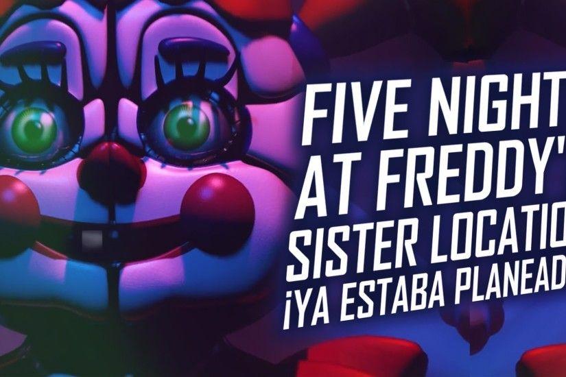 Foxy Five Nights Freedy
