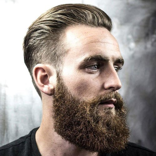 New 45 Best Hairstyles For A Receding Hairline 2019 Guide Ideas With Pictures