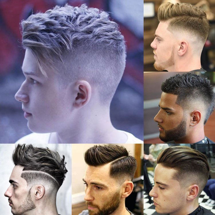 New 35 New Hairstyles For Men 2019 Guide Ideas With Pictures