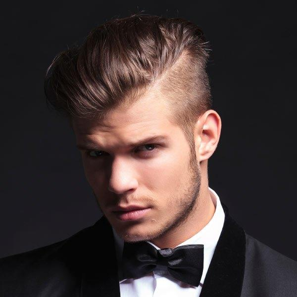 New Good Hairstyles For Men To Wear At Weddings Ideas With Pictures