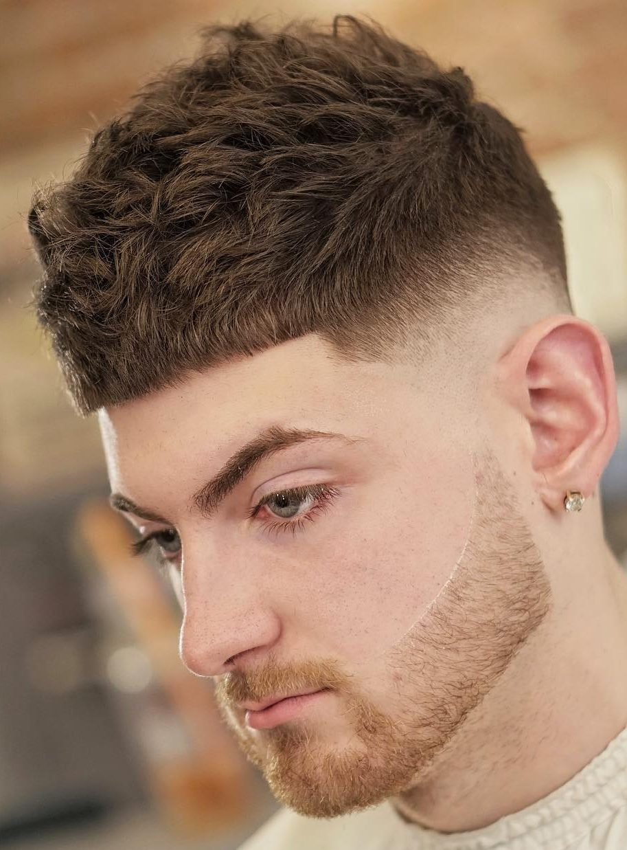 New Men S Short Haircuts Very Cool Ideas With Pictures
