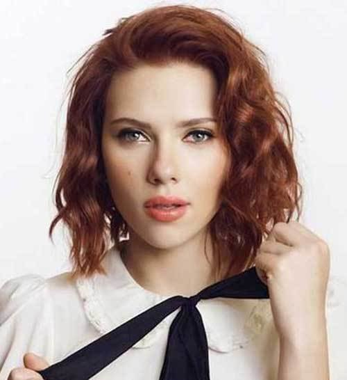 New 20 New Medium Wavy Bob Hairstyles Bob Hairstyles 2018 Ideas With Pictures