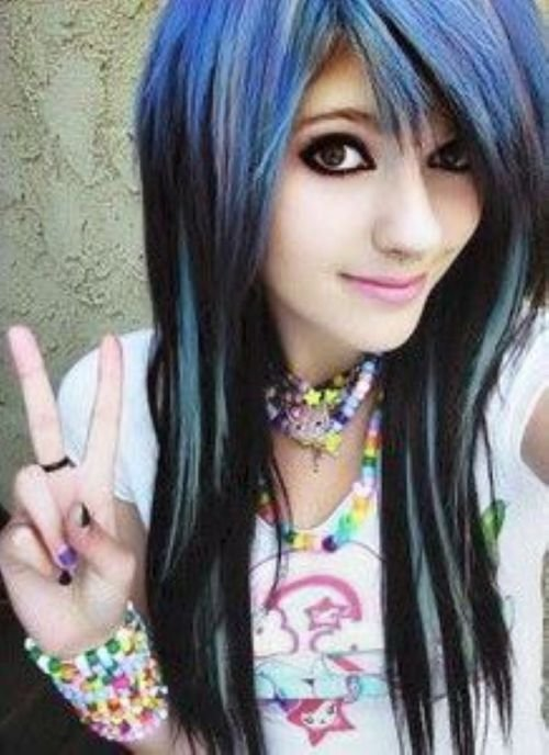 New 67 Emo Hairstyles For Girls I Bet You Haven T Seen Before Ideas With Pictures
