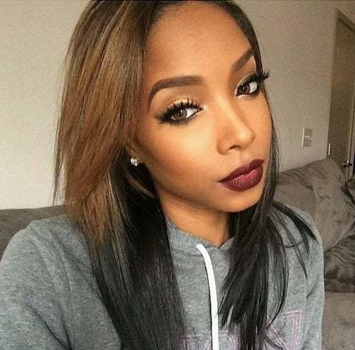 New 49 Best Hair Color For Dark Skin That Black Women Want 2019 Ideas With Pictures