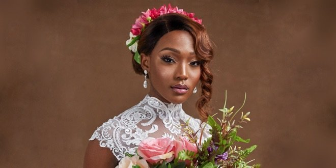 New 47 Wedding Hairstyles For Black Women To Drool Over 2018 Ideas With Pictures