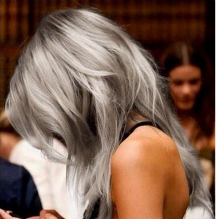 New Hair Color To Cover Grey Roots Image Of Hair Salon And Ideas With Pictures
