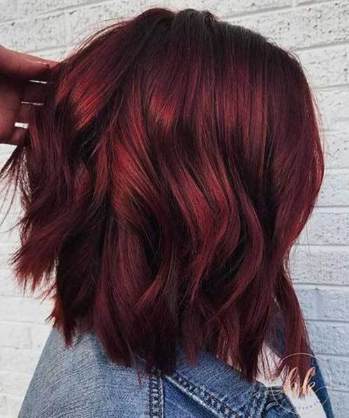 New Latest Trend Hair Color Ideas For Short Hair Short Ideas With Pictures
