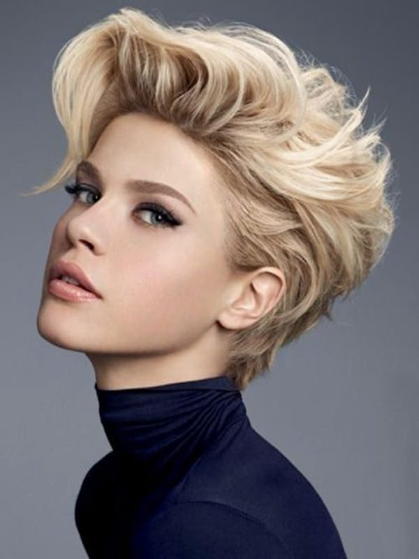 New 90 S*Xy And Sophisticated Short Hairstyles For Women Ideas With Pictures