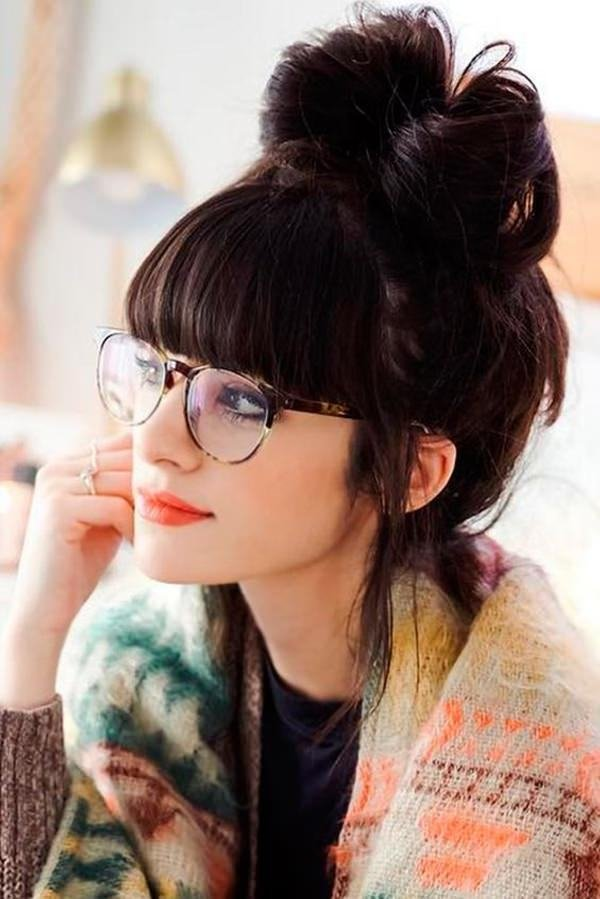 New 71 Insanely Gorgeous Hairstyles With Bangs Ideas With Pictures Original 1024 x 768