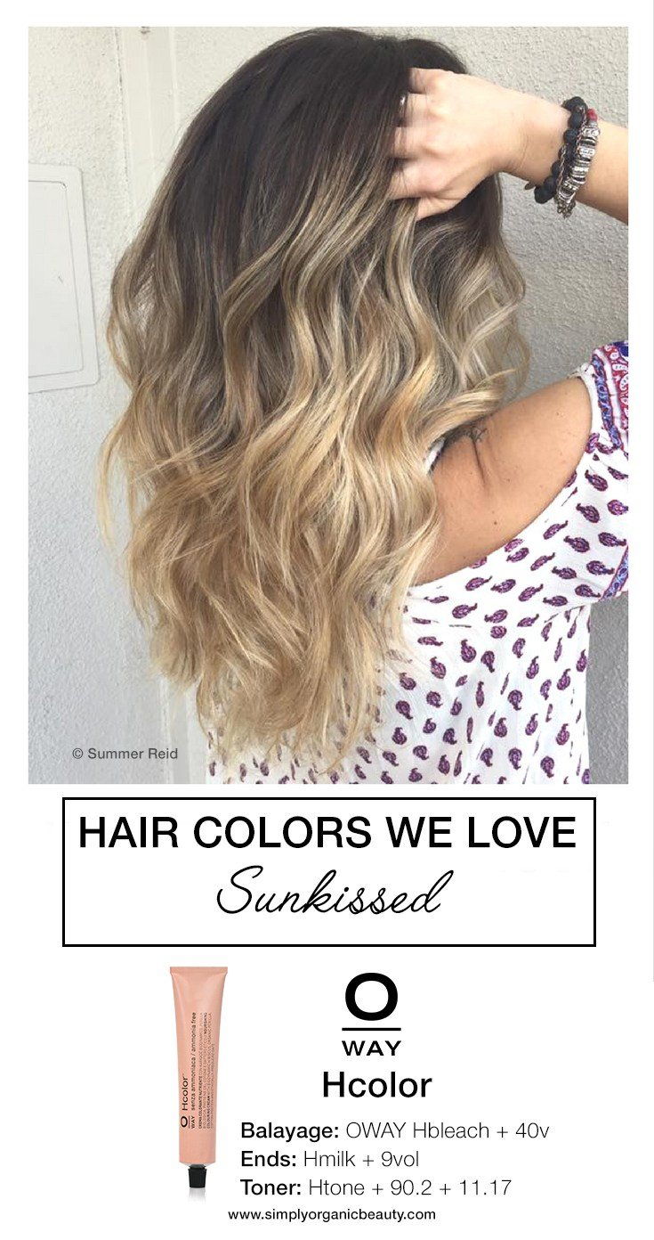 New 5 Hair Colors We Love This Week With Formulas Simply Ideas With Pictures