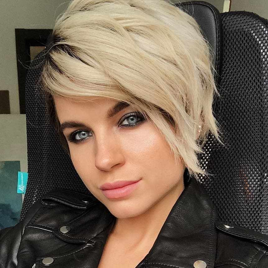 New 30 Latest Short Hairstyles For Women 2019 » Hairstyle Samples Ideas With Pictures