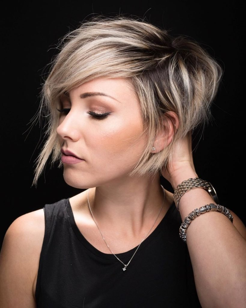 New Short Hairstyles To Try Out For That Edgy Look This Easter Kamdora Ideas With Pictures