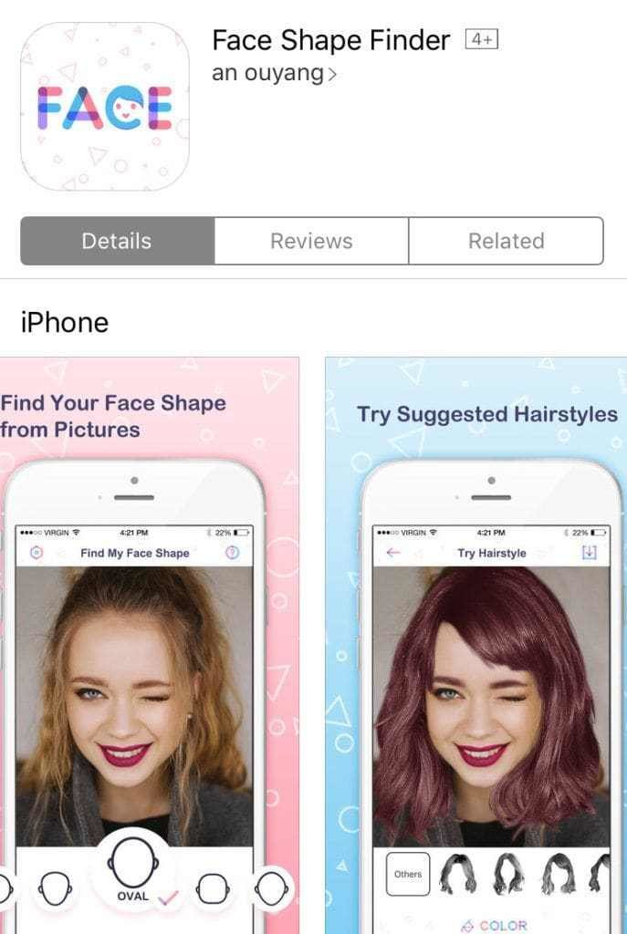 New Best Face Shape Apps To Help You Choose The Perfect Hairstyle Ideas With Pictures