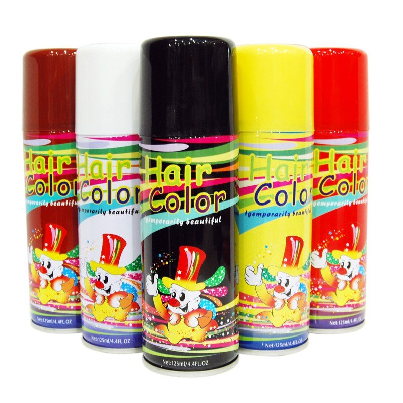 New Aliexpress Com Buy Fast Color Hair Spray Disposable Hair Ideas With Pictures