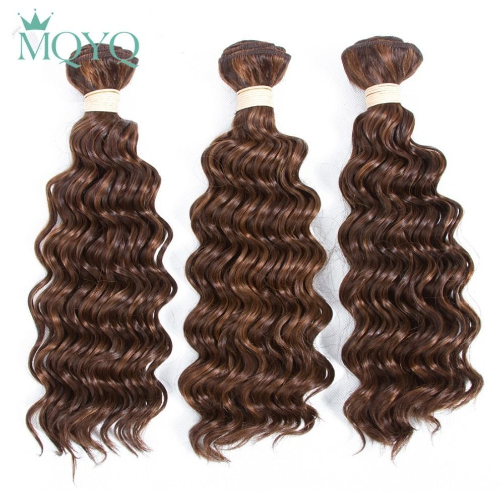 New Mqyq Pre Colored Ombre Malaysian Hair Weave Deep Wave Ideas With Pictures