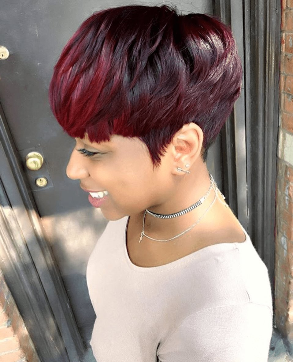 New Gorgeous Cut And Color Via Artistry4Gg Black Hair Ideas With Pictures