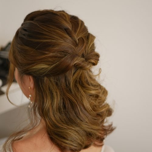 New Prom Hairstyles For Medium Length Hair Pictures And How To S Ideas With Pictures