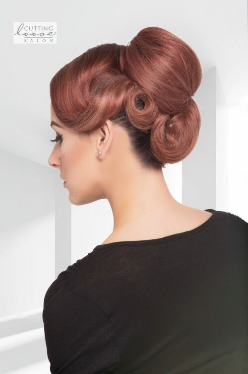 New 42 Pin Up Hairstyles That Scream Retro Chic Tutorials Included Ideas With Pictures