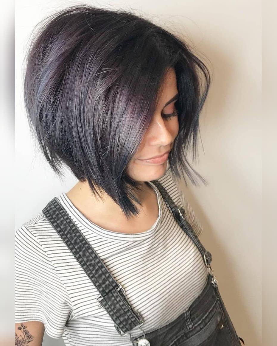 New Flattering Inverted Bob Haircuts Craft O Maniac Ideas With Pictures