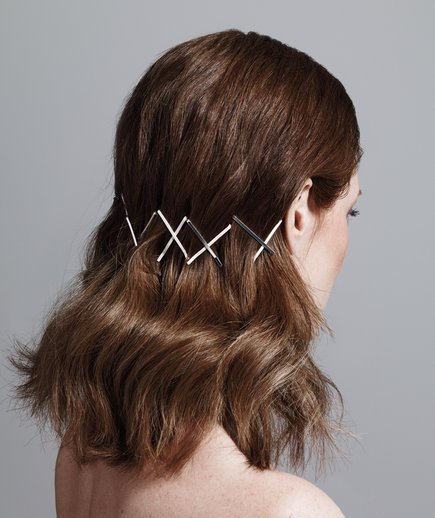 New Bobby Pin Hairstyles Real Simple Ideas With Pictures