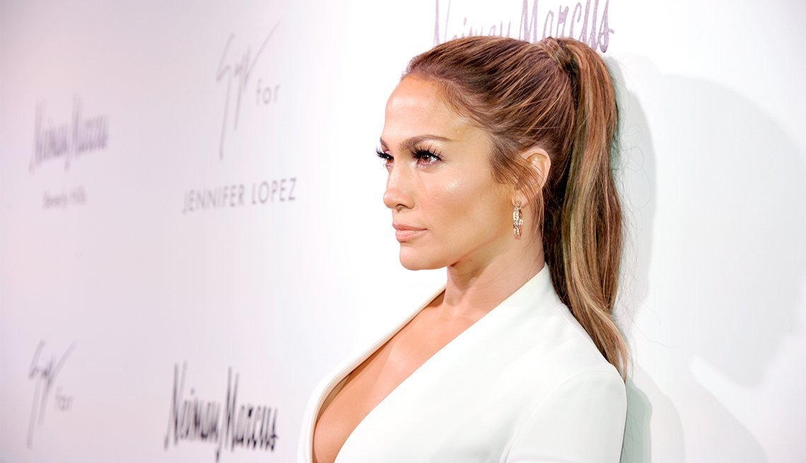 New Jennifer Lopez The Ponytail Ideas With Pictures Original 1024 x 768