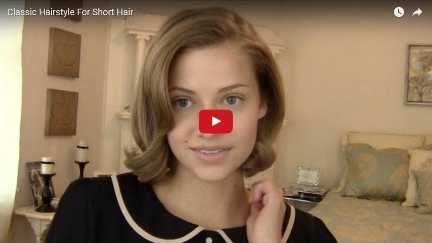 New 1950 Hairstyle Tutorials 30 Tutorial Videos – Bold Dress Ideas With Pictures