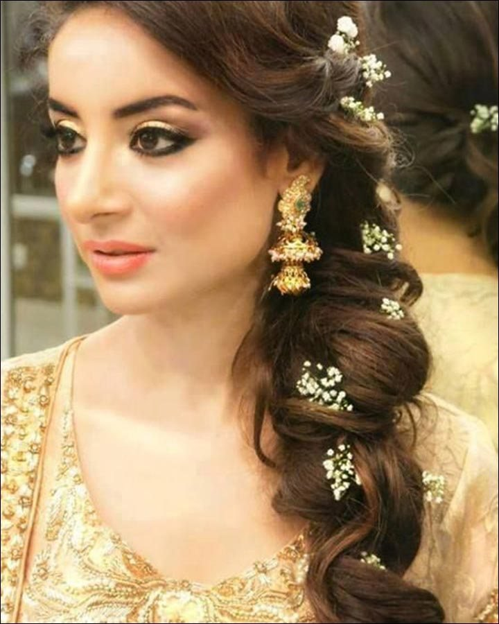 New Hindu Bridal Hairstyles 14 Safe Hairdos For The Modern Ideas With Pictures