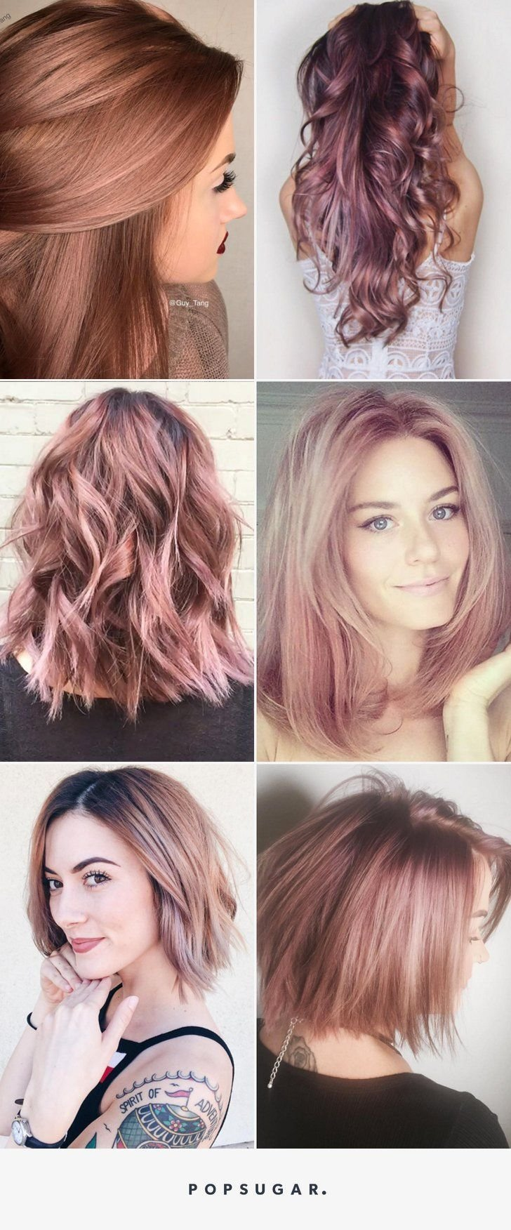 New 25 Unique Rose Gold Ombre Ideas On Pinterest Rose Gold Ideas With Pictures