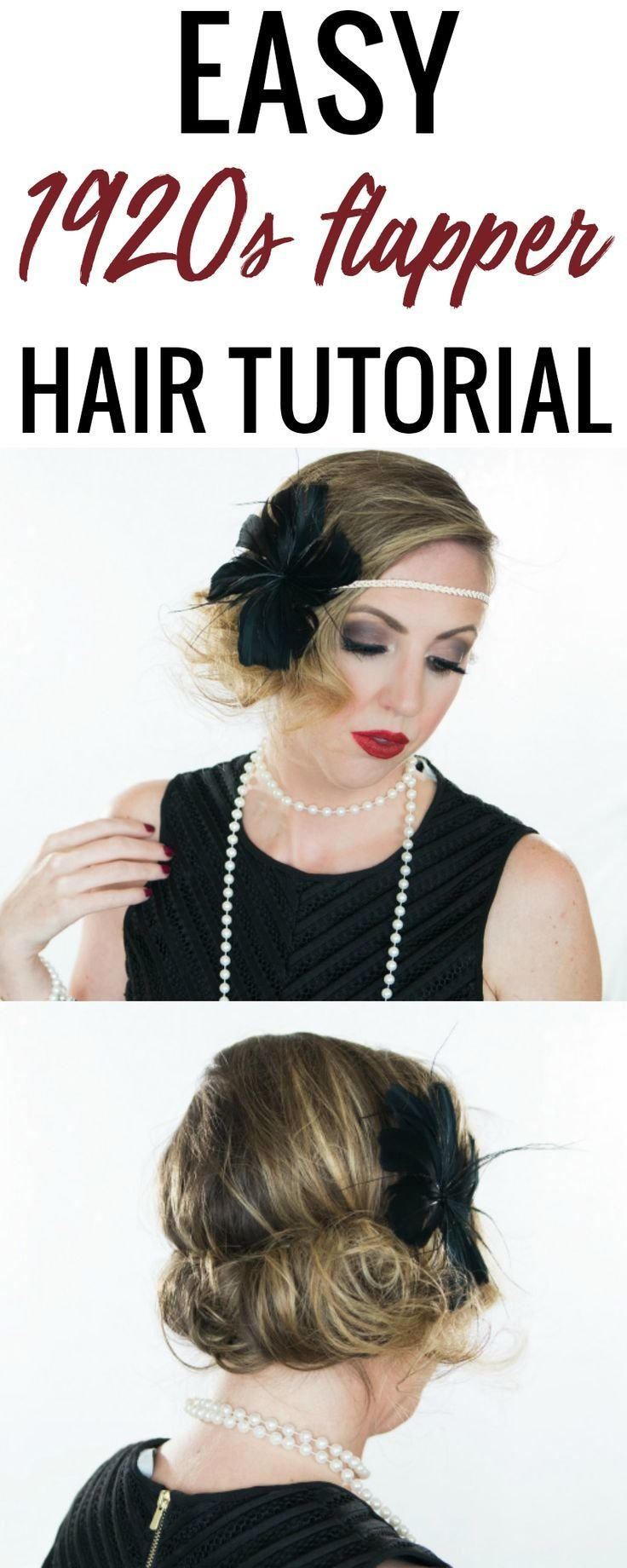 New Best 25 1920S Hair Tutorial Ideas On Pinterest 20S Hair Ideas With Pictures