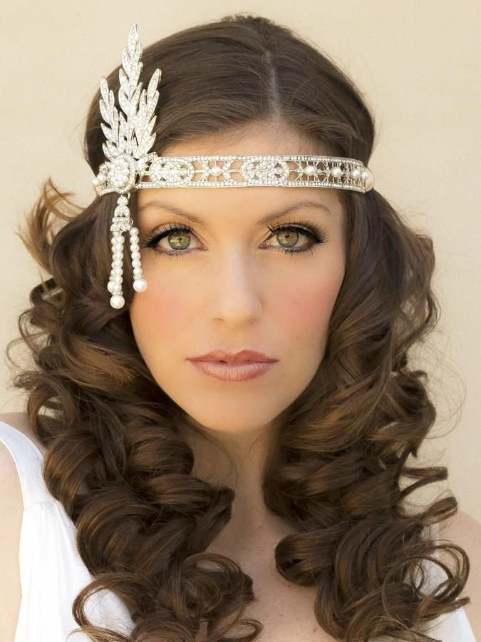 New 1920S Hairstyles For Long Hair With Headband – Hairstyles Ideas With Pictures