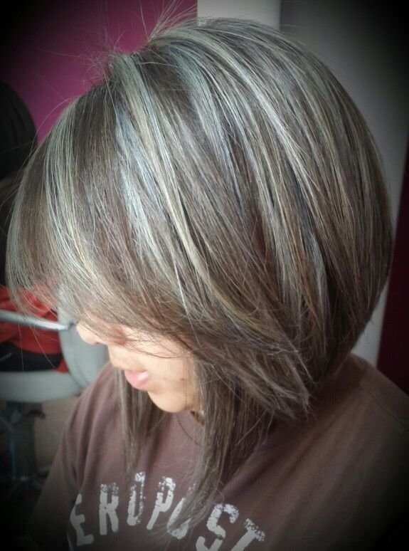 New Best 25 Cover Gray Hair Ideas On Pinterest Short Gray Ideas With Pictures