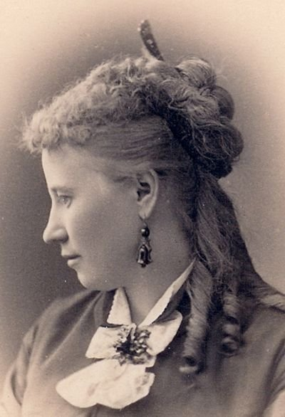 New 10 Best 1870 1880S Hair Images On Pinterest Hair Dos Ideas With Pictures