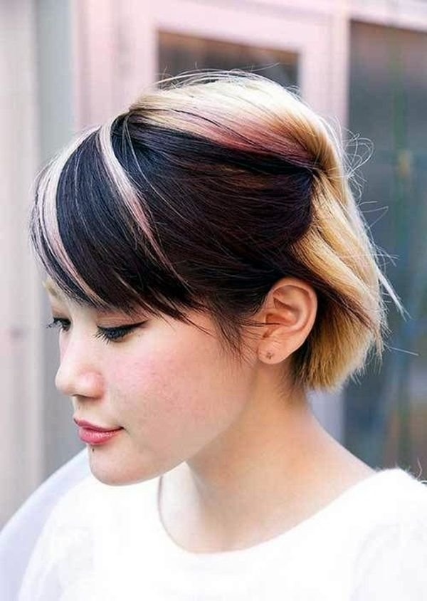 New Best 25 Two Toned Hair Ideas On Pinterest Cool Tone Ideas With Pictures
