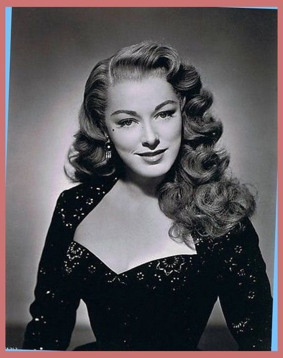 New Pin By Leanna On Inspiration Retro Long Hair Styles Ideas With Pictures