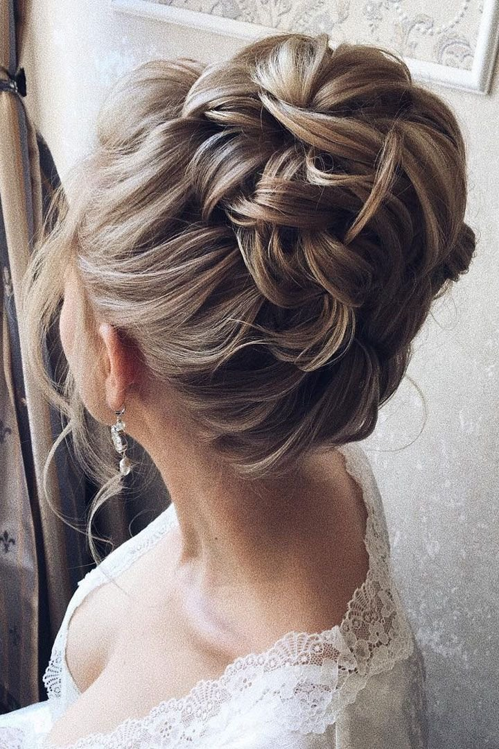 New Best 25 Wedding Updo Ideas On Pinterest Wedding Hair Ideas With Pictures