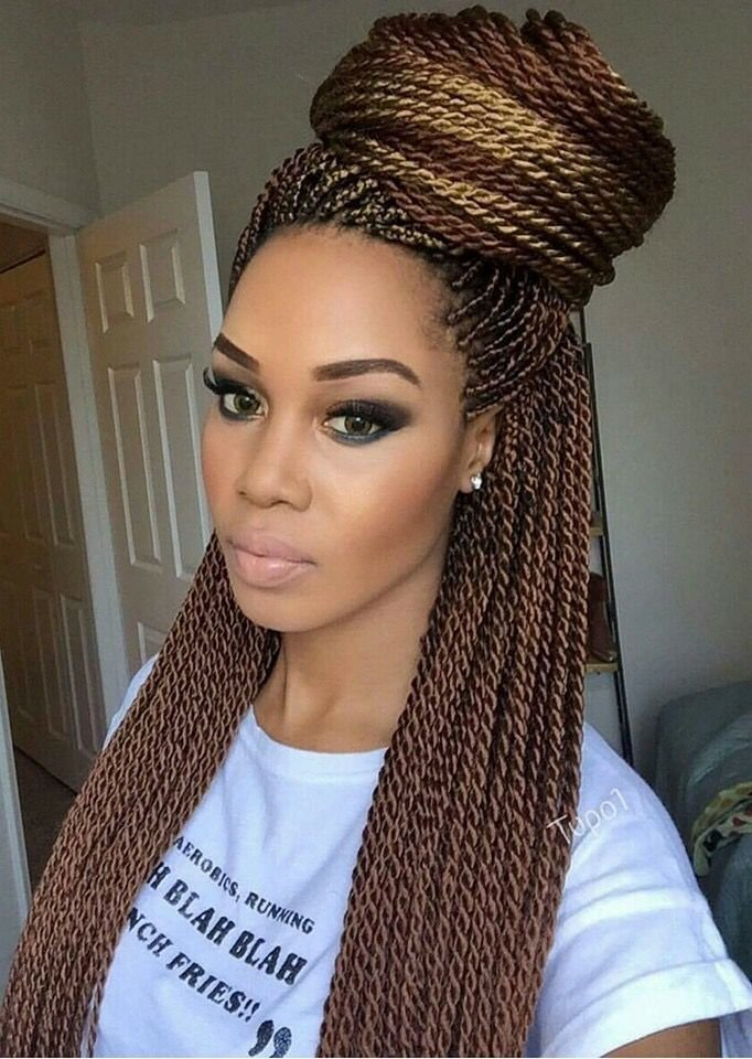 New Pin By Felicia Williams On Braids And Twist Curly Hair Ideas With Pictures