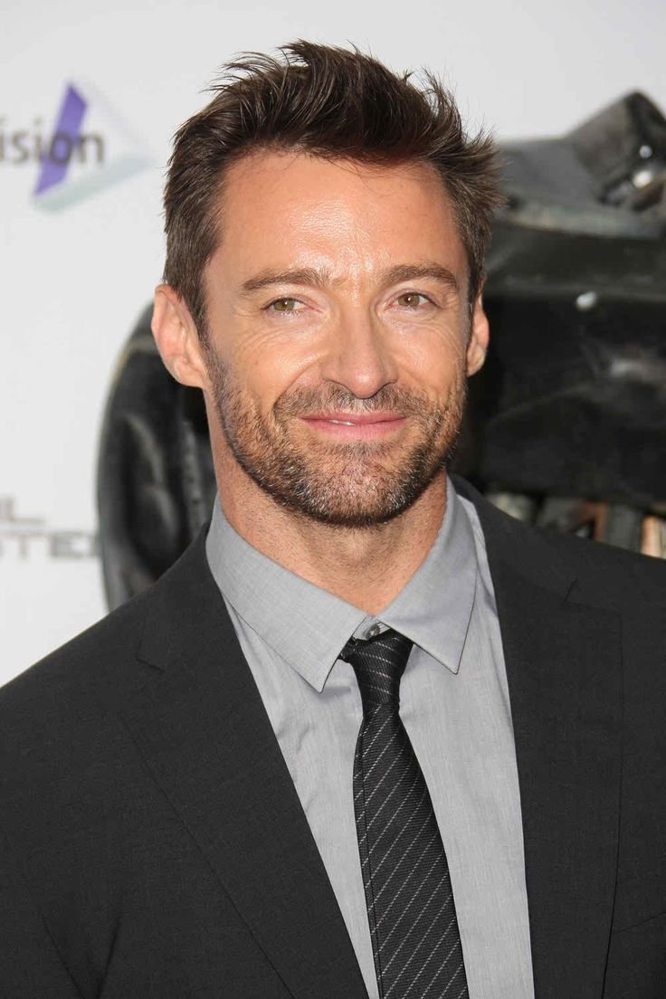 New Hugh Jackman Latest Hairstyle 2019 Hairstyle For Male Ideas With Pictures