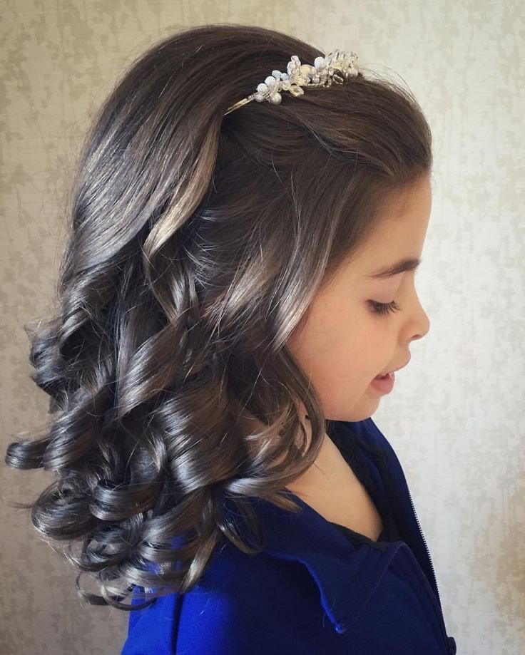 New Best 25 Communion Hairstyles Ideas On Pinterest Flower Ideas With Pictures