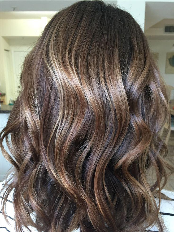 New Balayage Colormelt Redkenshadeseq Balayaged With Redken Free Hand And 40Vol Lowlights Shades Ideas With Pictures